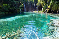 Plitvice Lakes National Park, Croatia Stock Photo