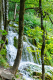 Plitvice Lakes National Park, Croatia Royalty Free Stock Photography