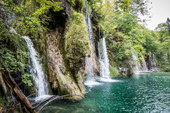 Plitvice lakes national park Royalty Free Stock Photos