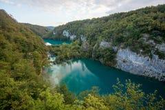 Plitvice Lakes National Park, Croatia Stock Photography