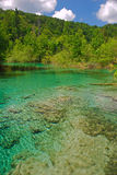 Plitvice Lakes National Park Croatia Stock Photo