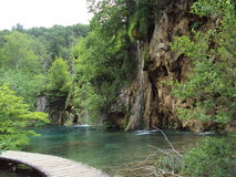 Plitvice Lakes 7 Stock Photography