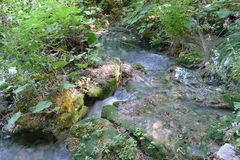 Plitvice lakes national park Stock Photography