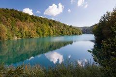 Plitvice Lakes National Park, Croatia Royalty Free Stock Image