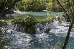 Plitvice Lakes National Park - Croatia Royalty Free Stock Images