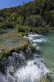 Plitvice Lakes National Park - Croatia Royalty Free Stock Image