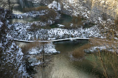 Plitvice lakes. Stock Photos