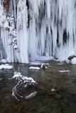Plitvice lakes. Royalty Free Stock Photography