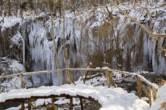 Plitvice lakes. Stock Images