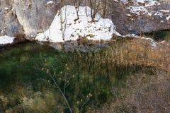 Plitvice lakes. Royalty Free Stock Photo
