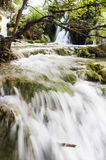 Plitvice Lakes National Park landscape Stock Photography