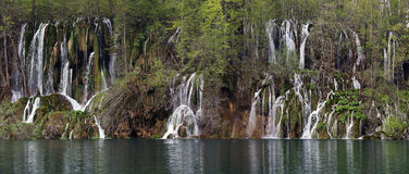 Plitvice lakes ( Plitvicka jezera ), Croatia Stock Photos
