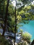 Plitvice lakes Stock Image
