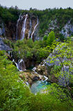 Plitvice Lakes - Kroatien arkivbild