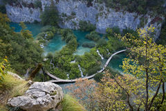 Plitvice Natinal park Stock Photo