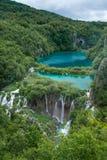 Plitvice Nationaal Park Royalty-vrije Stock Foto's