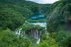 Plitvice Nationaal Park Royalty-vrije Stock Afbeelding