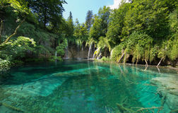 Plitvice National Park Royalty Free Stock Images