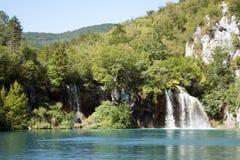 Plitvice national park Stock Image