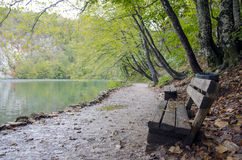 Plitvice national park, Croatia Stock Image