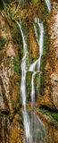 Plitvice National Park, Croatia - the Big Waterfall, Stock Photo