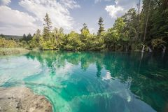Plitvice National Park, Croatia Stock Photos