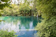 Plitvice National Park, Croatia Royalty Free Stock Images