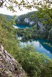 Plitvice National Park, Croatia Royalty Free Stock Photography