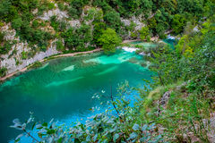 Plitvice National Park Croatia Stock Photography