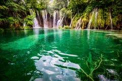 Plitvice national park Croatia Royalty Free Stock Photos