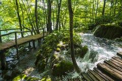 Plitvice national park Stock Photo