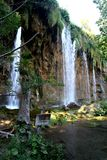 Plitvice National Park / waterfalls 3 Royalty Free Stock Photo