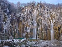 Plitvice National Parl stock image