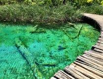 Plitvice nationalpark Royaltyfri Foto