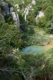 Plitvice Park Stock Image