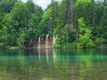 Plitvice park in Croatia Royalty Free Stock Photos
