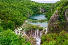 Plitvice See-Nationalpark Stockfotografie