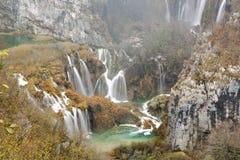 Plitvice See-Nationalpark Stockfotos