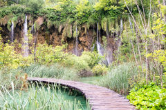 Plitvice See-Nationalpark Stockbilder