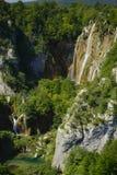 Plitvice Seen Stockbilder