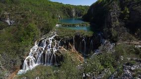 Plitvice Seen (Plitvicka-jezera), Kroatien Lizenzfreie Stockfotos