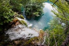 Plitvice sjöar Royaltyfri Bild