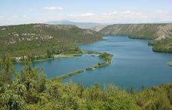 Plitvice sjöar 1 Royaltyfri Fotografi