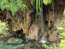 Plitvice sjöar 4 arkivbild