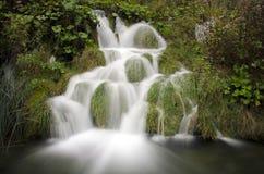 Plitvice waterfalls, Croatia Stock Photography