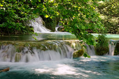Plitvice Waterfalls II Stock Photo