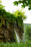 Plitvice waterfalls Royalty Free Stock Images