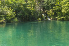 Plitvice waterfalls Stock Photo
