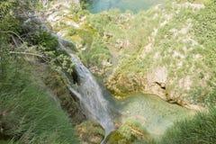 Plitvice waterfalls Royalty Free Stock Image