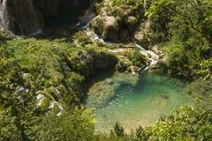 Plitvice waterfalls Stock Photos